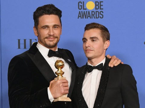 James Franco speaks of Time's Up solidarity as he's accused of sexual harassment