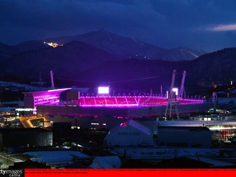 Where are the 2018 Winter Olympics? Pyeongchang Olympic Stadium built just for opening and closing ceremonies