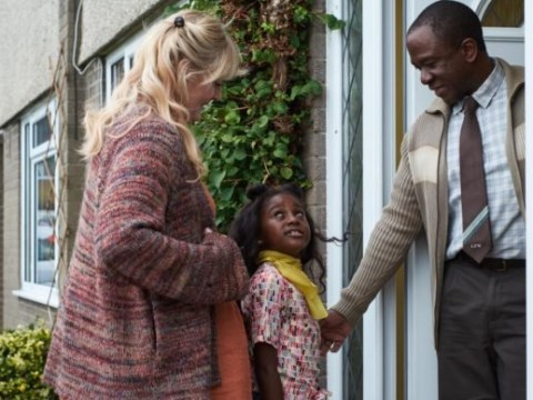 Where is Channel 4 drama Kiri filmed, when does it start and who joins Sarah Lancashire in the cast?