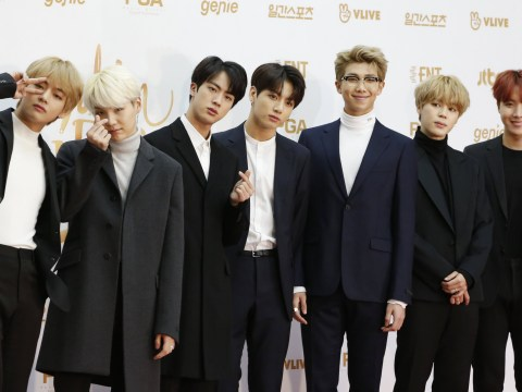 BTS win Daesang at Golden Disc Awards following incredible 2017