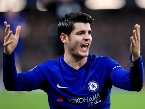 Alvaro Morata receives message from Spain boss Lopetegui after Chelsea striker is axed from squad