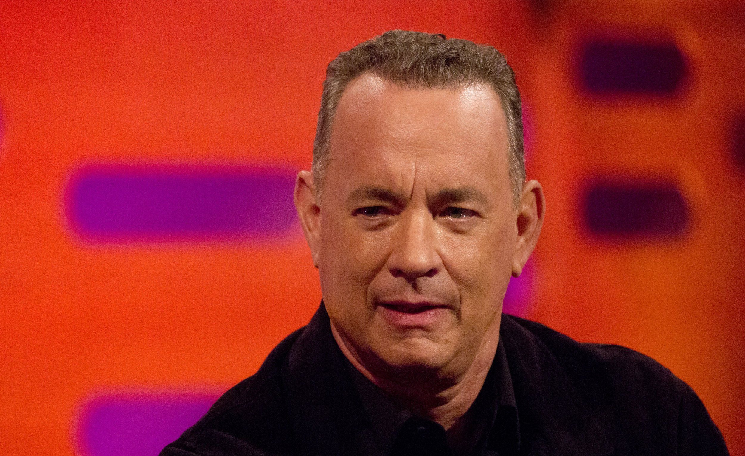 Tom Hanks reveals he auditioned for Mamma Mia but his singing voice 'would have scared children'
