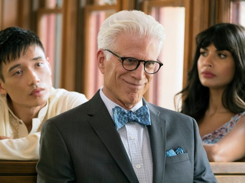 Netflix's The Good Place is stuck in limbo and has nowhere to go