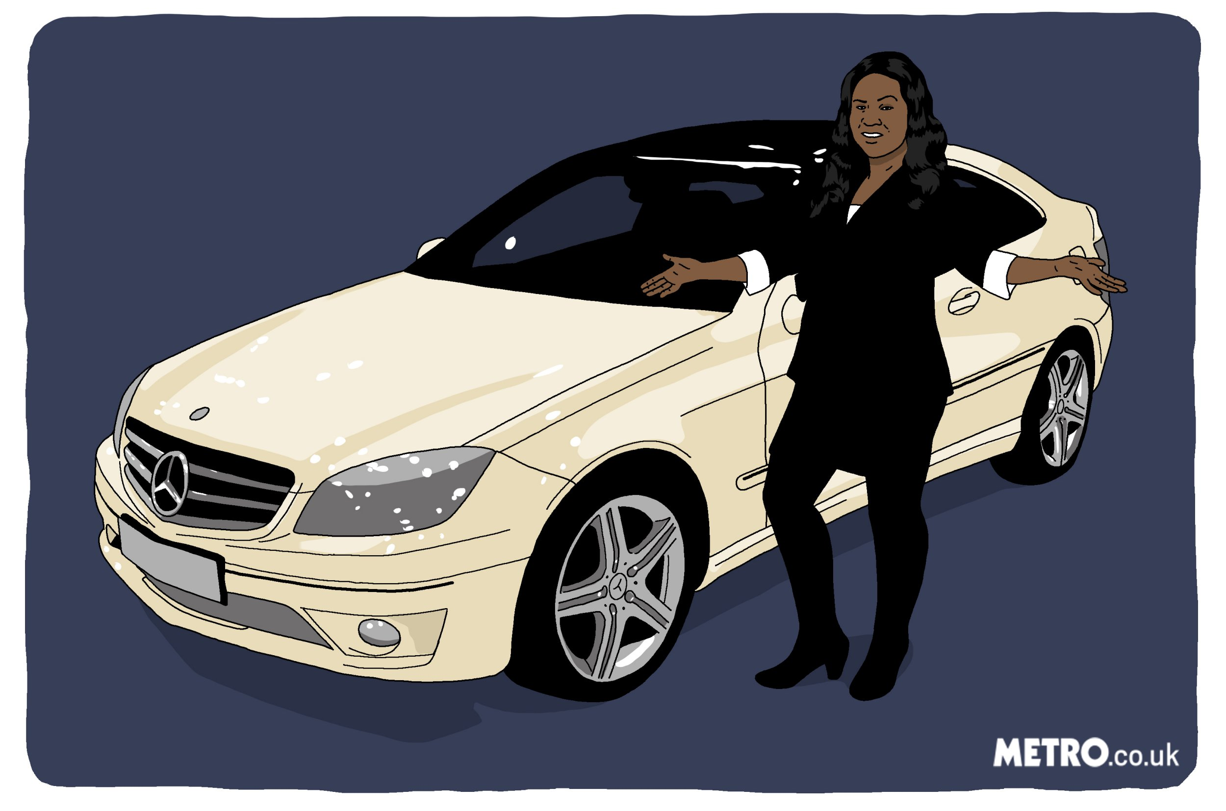 It's a token of success, but is my Mercedes the reason I'm single?