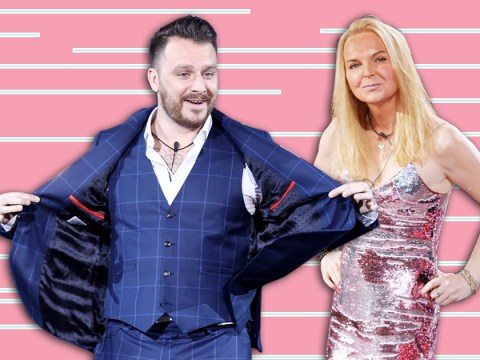 CBB's India Willoughby fancies 'geezer' Dapper Laughs: 'He's my sort of guy'