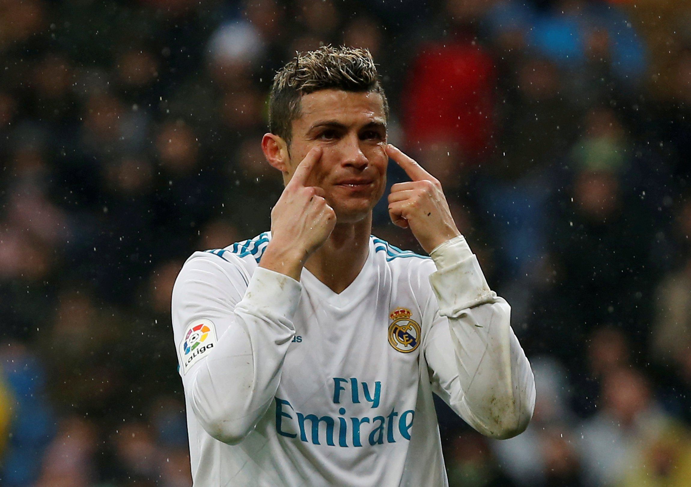 Cristiano Ronaldo open to joining Chelsea in shock transfer from Real Madrid