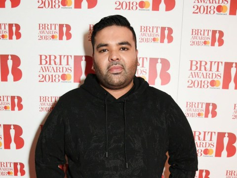 Naughty Boy pleased with 'great' new Cheryl song and says singer is 'in a good place'
