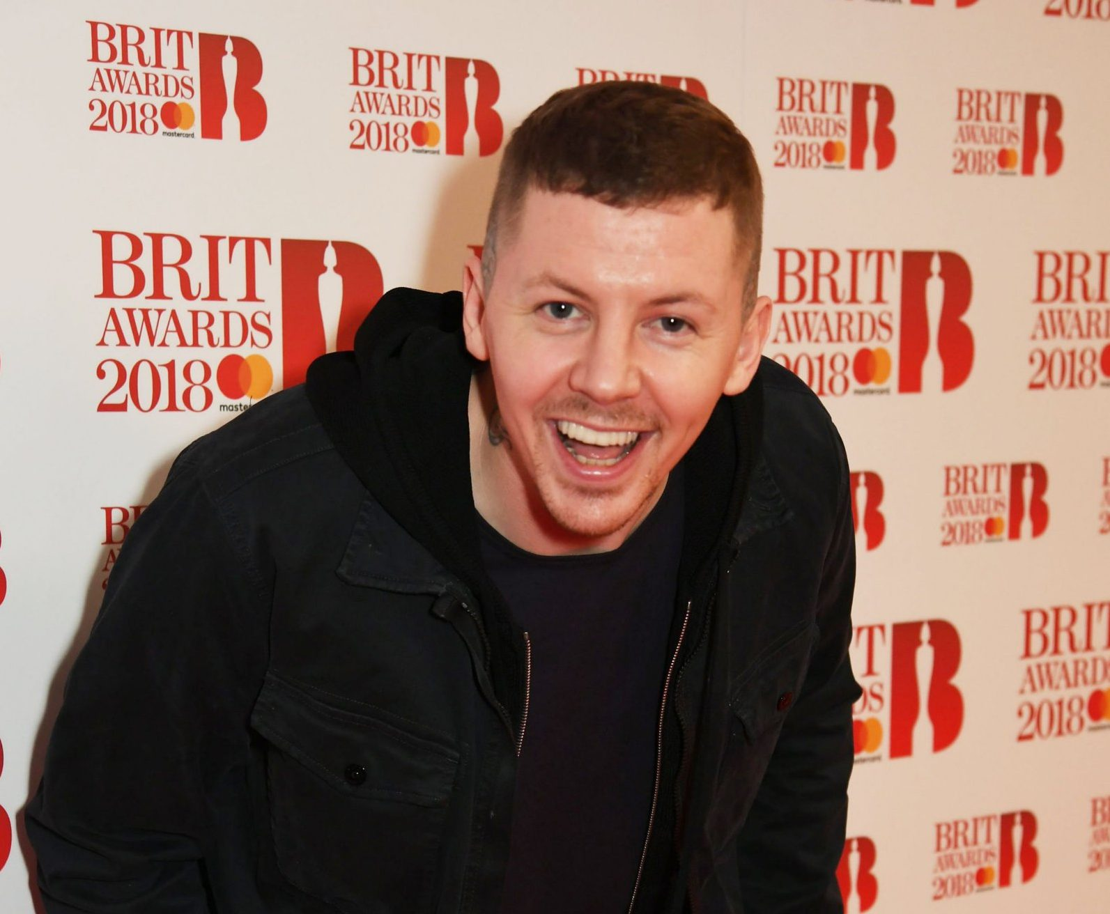 Professor Green appears to 'mock ex-wife Millie Mackintosh' as her fashion company goes bust