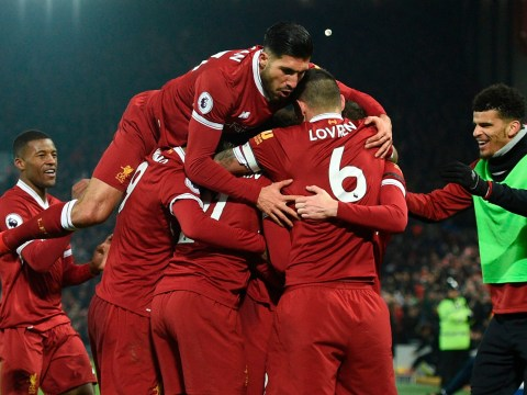 Liverpool fans praying new Emre Can contract accidentally revealed by team-mates