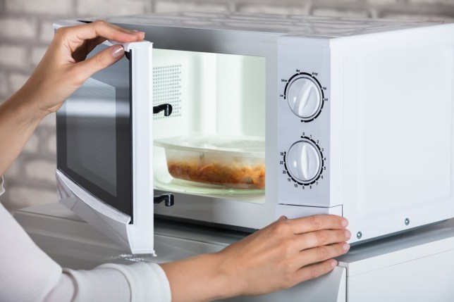 Your Microwave Is Emitting Nearly As Much Co2 As 7 000 000