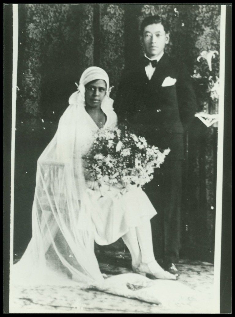 Bold 19th century interracial couples are incredible ...