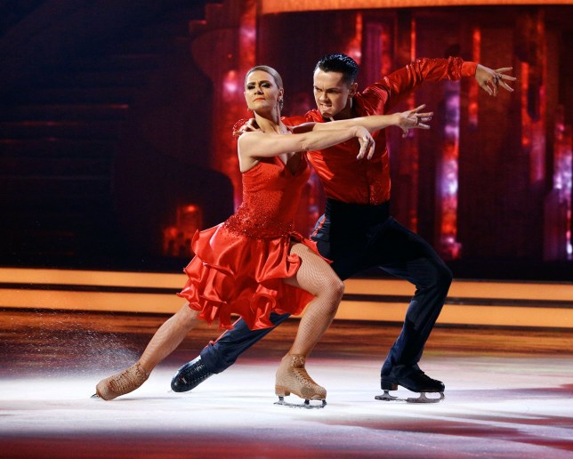 Ray Quinn rejected for Dancing On Ice job