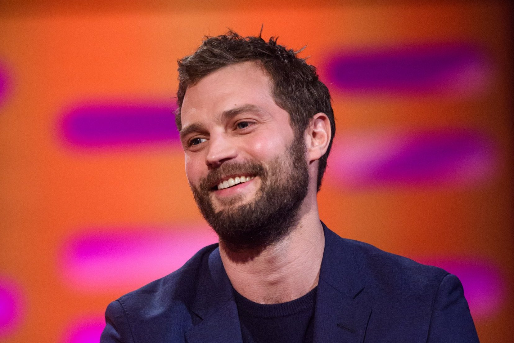 Jamie Dornan once glued a wig to his penis 'in case he got lucky' as a teenager