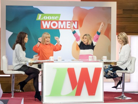 15 things that happen behind the scenes at Loose Women which you don't see on TV