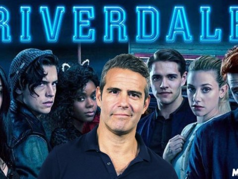 Bravo's Andy Cohen to guest star as himself in Riverdale as old friend of Hermione Lodge