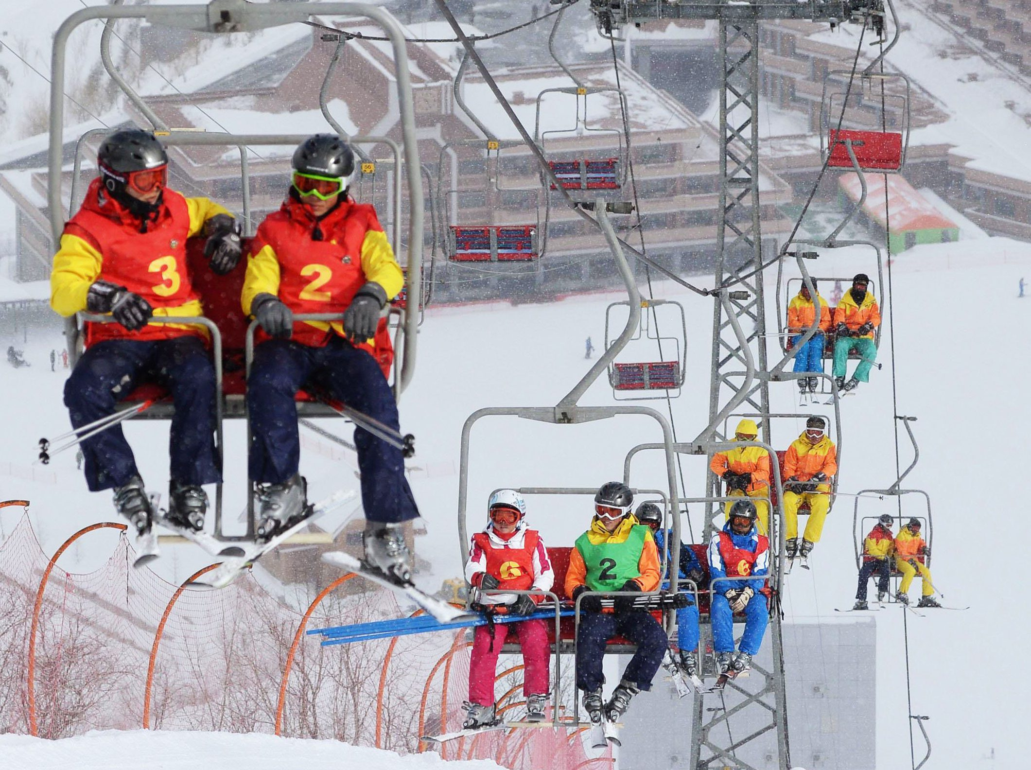 North Korea to build second ski resort as Winter Olympics approach