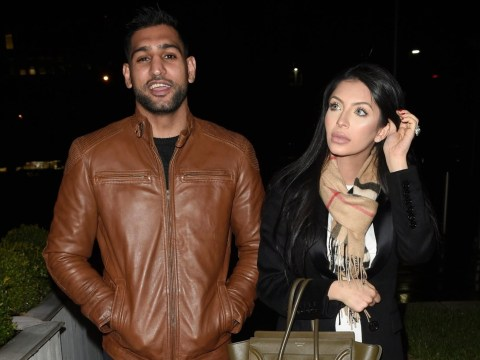 Amir Khan and Faryal Mahkdoom put on defiant date night display amid more cheating allegations