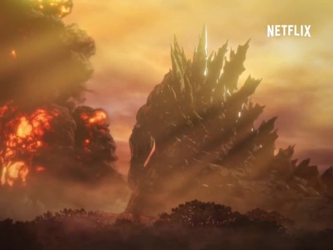 Godzilla return to his destructive roots in Netflix's futuristic anime reboot Godzilla: Monster Planet