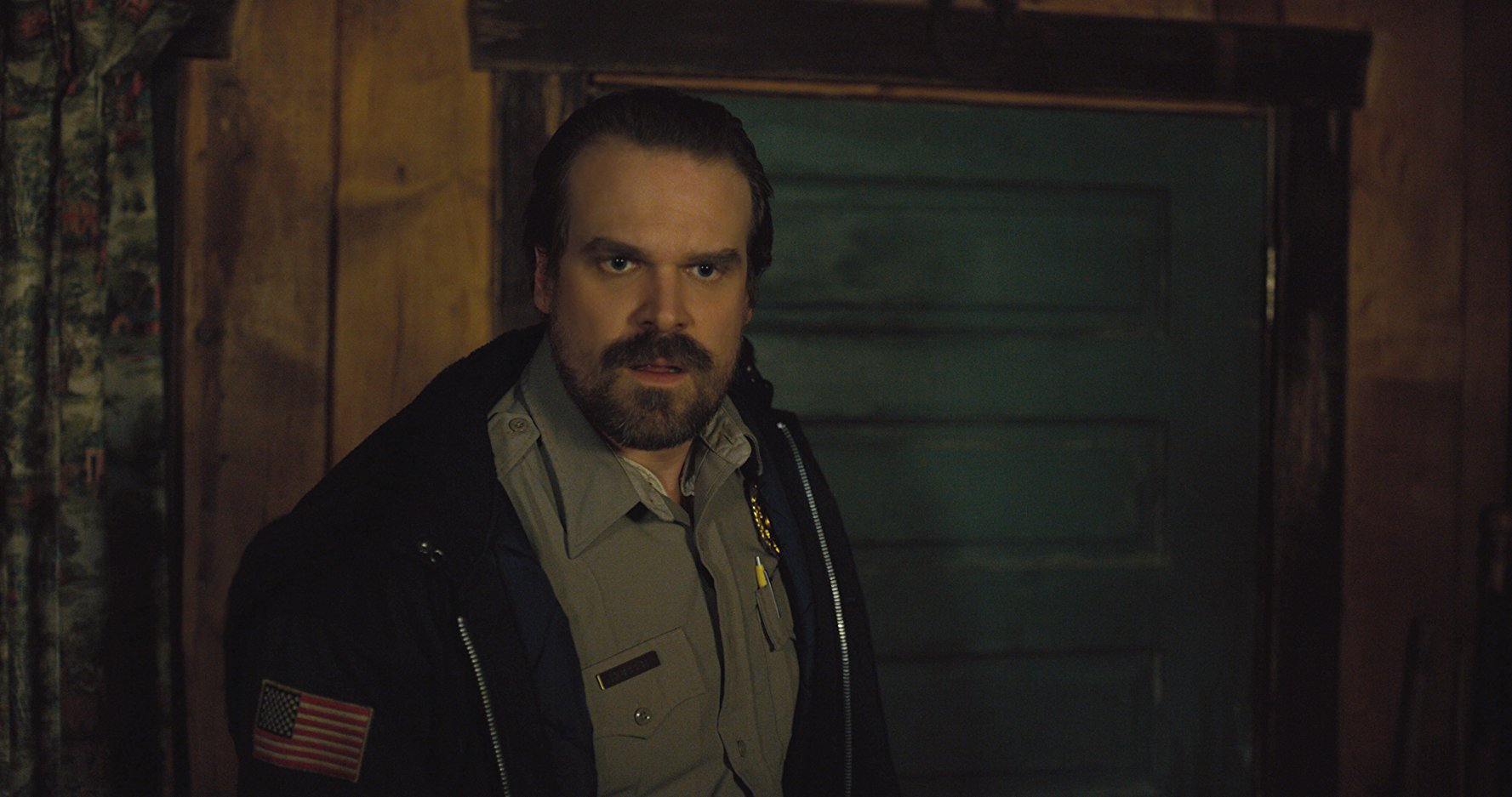 David Harbour will officiate your Stranger Things wedding if you complete three tasks