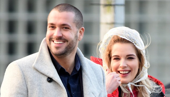 Rosie and Aidan meet at a hotel in Coronation Street