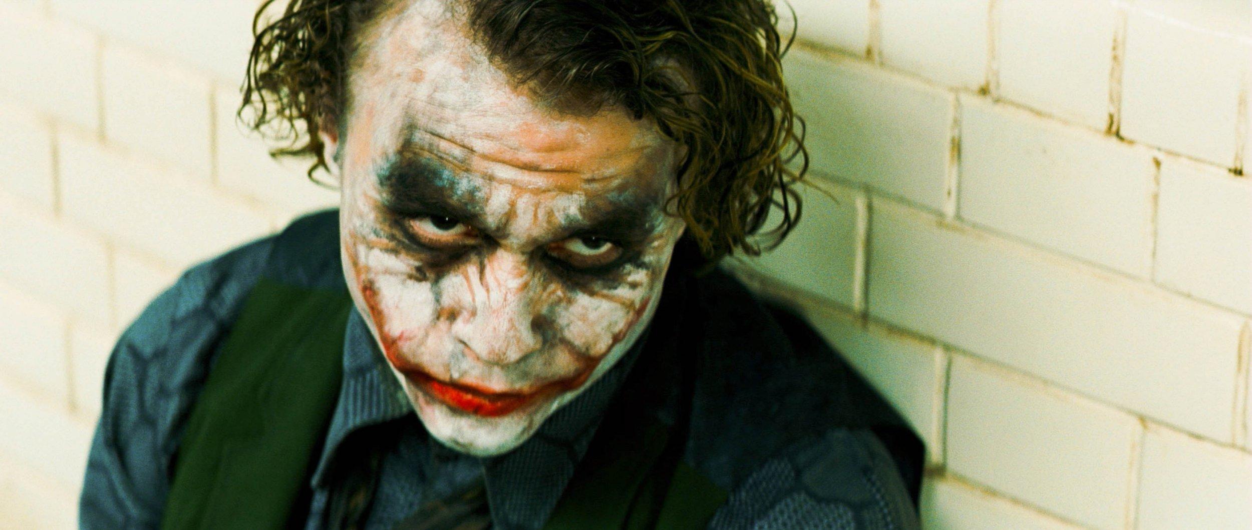 Patton Oswalt unearths Dark Knight theory about Heath Ledger's Joker origin