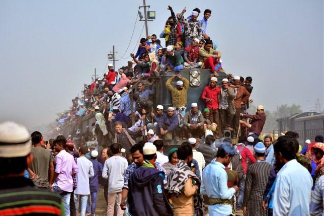 bangladesh train