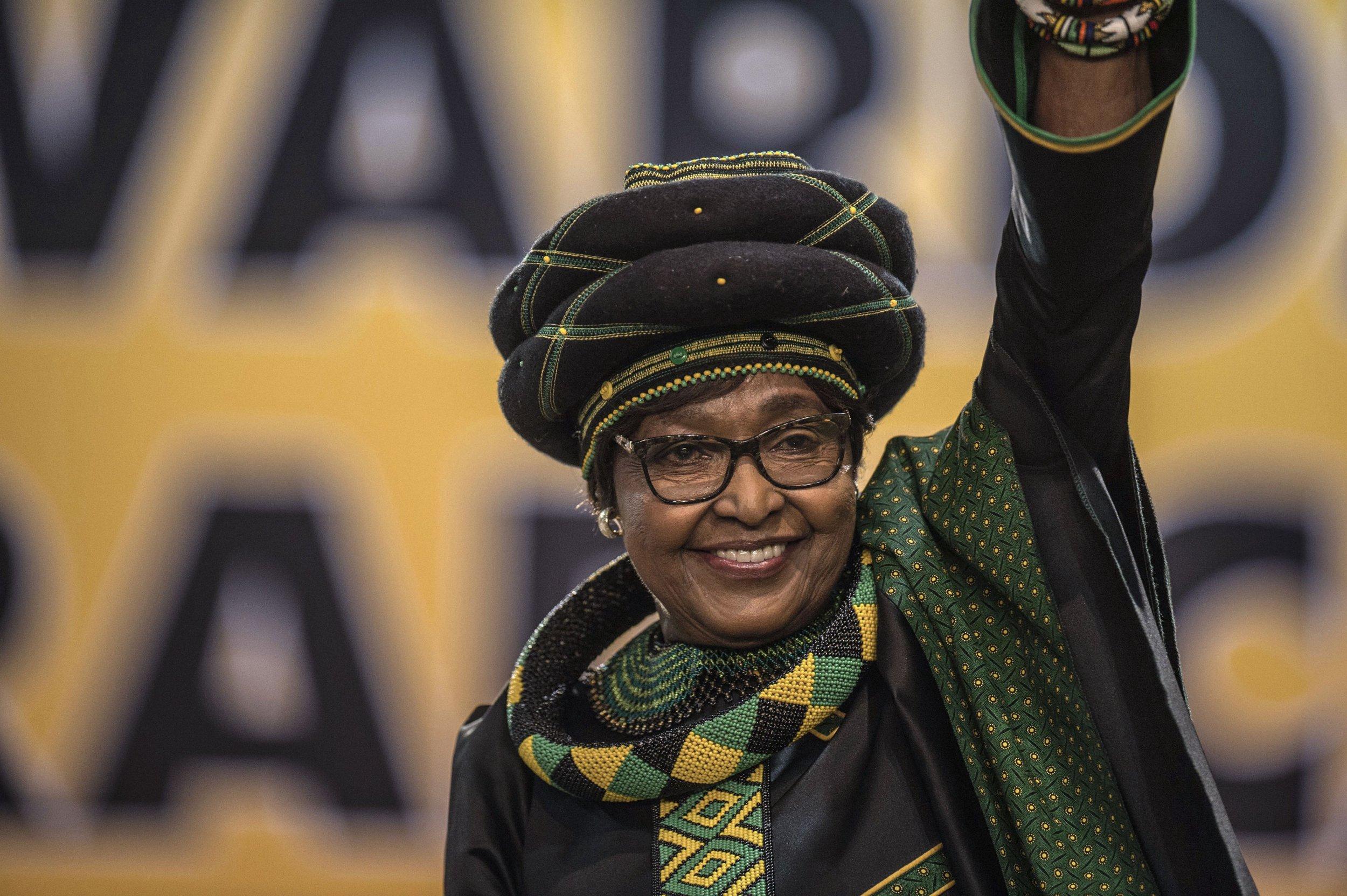 Winnie Madikizela-Mandela rushed to hospital with kidney infection