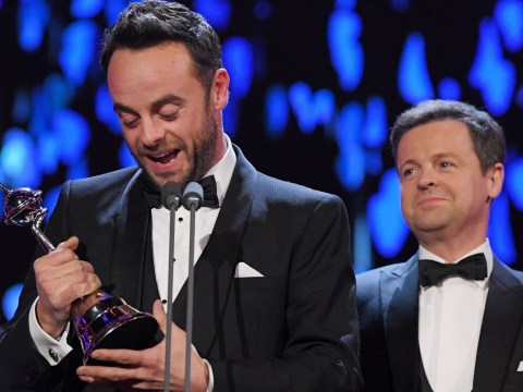 National Television Awards winners 2018 – Ant & Dec, Coronation Street and Suranne Jones take home gongs