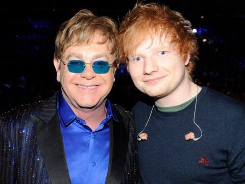 Elton John warns Ed Sheeran that people won't always like his music