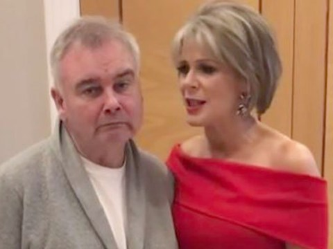 Eamonn Holmes misses the NTAs due to illness as Ruth Langsford parties the night away