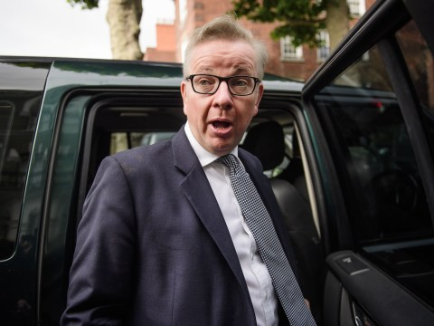 Michael Gove clapping is always worth a watch