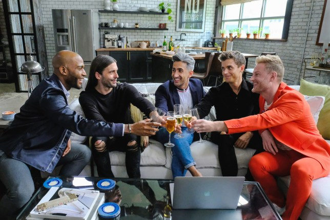 Why Netflix's Queer Eye reboot is the perfect antidote to