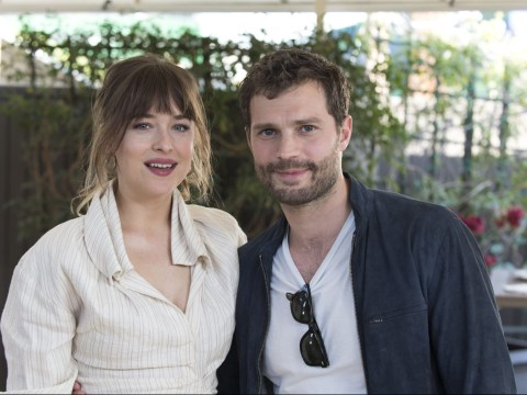 Dakota Johnson teams up with Fifty Shades Freed co-star Jamie Dornan amid Chris Martin romance rumours