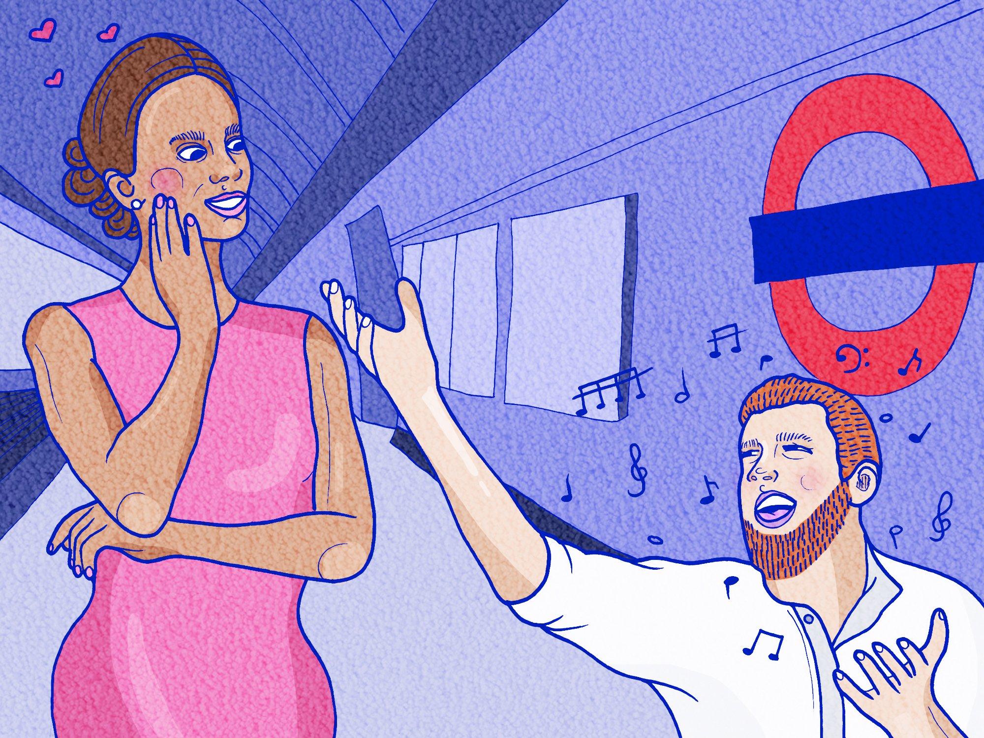 dating begynner på 40 UK