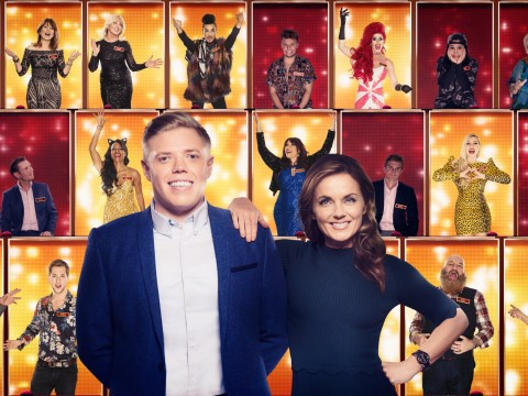 Geri Horner and Rob Beckett returning to All Together Now for second series