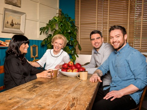 Mary Berry moves on from Bake Off with Britain's Best Cook – and here are her judges