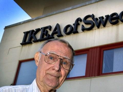 Founder of IKEA Ingvar Kamprad dies at 91