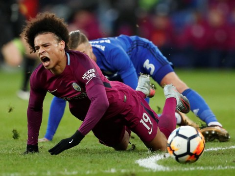 Germany plead with Cardiff City after horror challenge on Leroy Sane