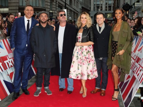 Britain's Got Talent bosses 'ramp up security measures for judges and hosts over acid attack fears'