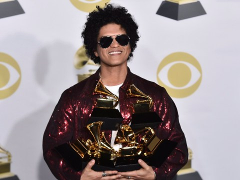 Grammy winners list 2018 – Bruno Mars, Kendrick Lamar and Ed Sheeran all feature