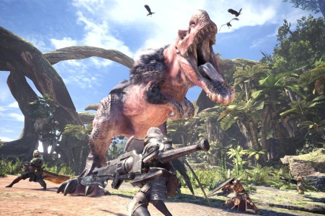 Why Monster Hunter: World drove me to cheat – Reader's