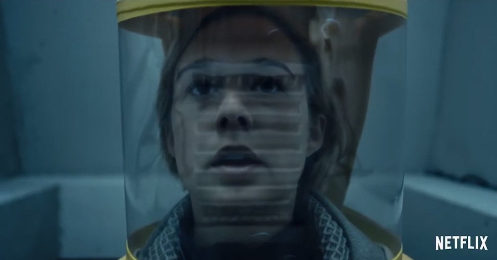 Netflix's first Original series straight out of Scandinavia gives us a brand new twist on the post-apocalypse genre with The Rain (Picture: Netflix)