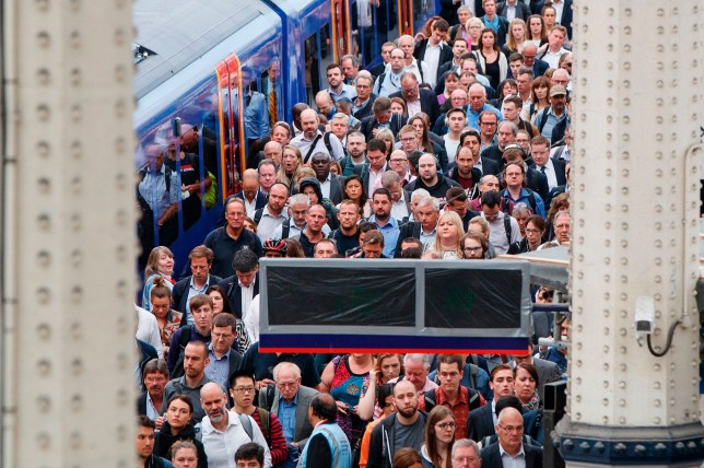 930 - rail passenger satisfaction picture: Getty Images