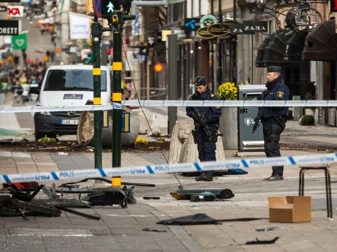 Man admits carrying out Stockholm terror attack that killed five people