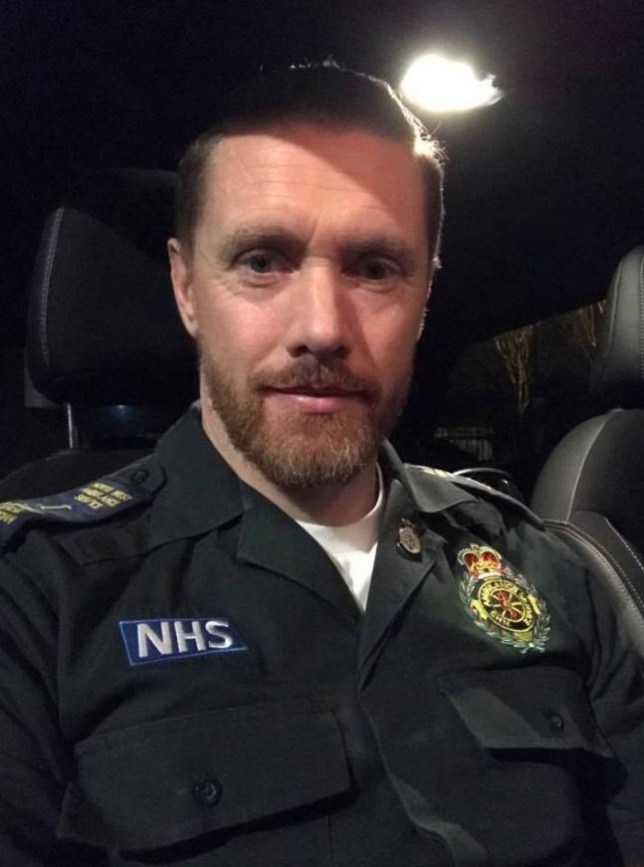 Stranger pays for paramedic's petrol in random act of