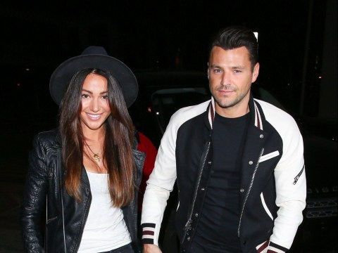 Mark Wright and Michelle Keegan are cute AF on a date night in LA