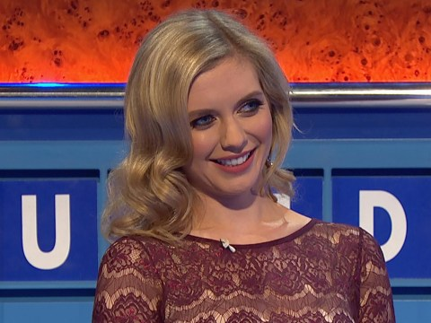 Rachel Riley marks 10 years of Countdown with all the rude words