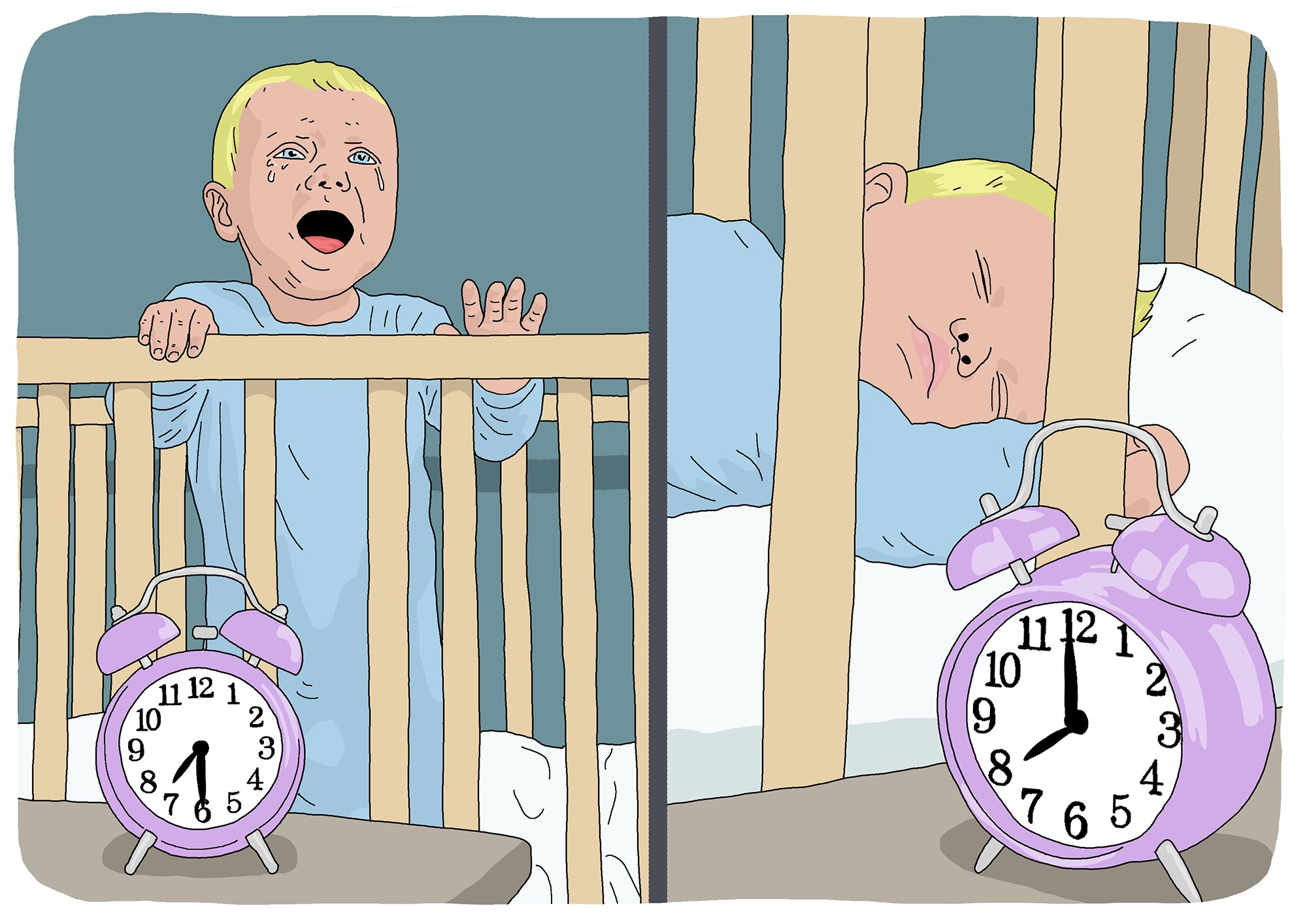 Sleep training: what is it and does every parent need to try it?