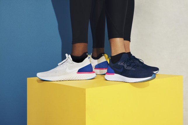 7de4e42727f3 Nike s launch new trainers – their  biggest running innovation to ...