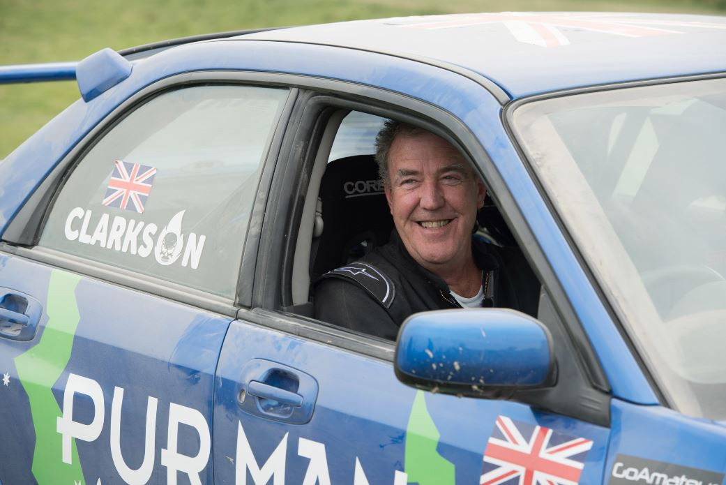 Jeremy Clarkson's Amazon show The Grand Tour 'axed after three series'